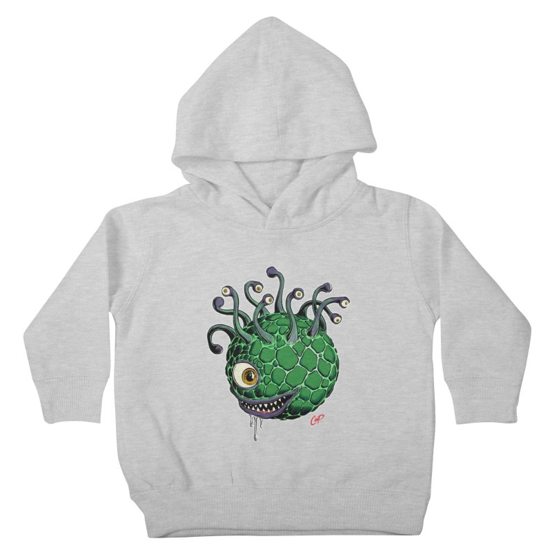 CAVERN CREEP Kids Toddler Pullover Hoody by The Art of Coop
