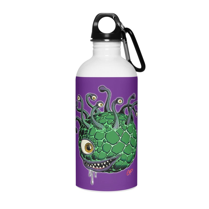 CAVERN CREEP Accessories Water Bottle by artofcoop's Artist Shop