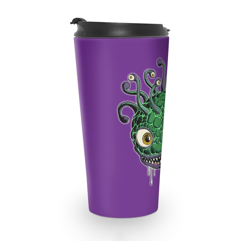 CAVERN CREEP Accessories Travel Mug by The Art of Coop