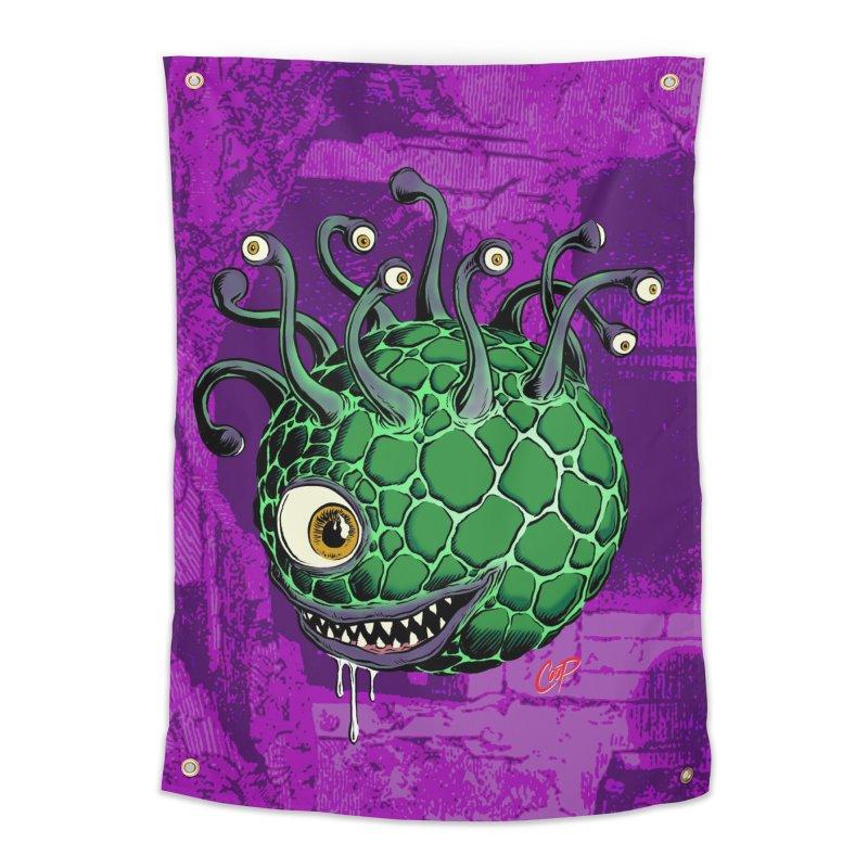 CAVERN CREEP Home Tapestry by artofcoop's Artist Shop