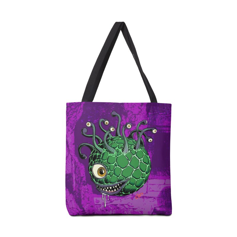 CAVERN CREEP Accessories Bag by artofcoop's Artist Shop