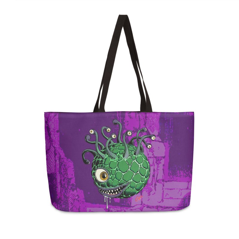 CAVERN CREEP Accessories Weekender Bag Bag by The Art of Coop