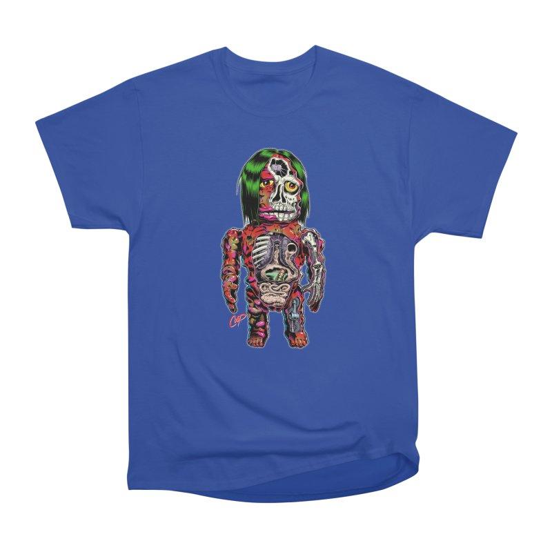 DISSECTED CAVEMAN Women's Classic Unisex T-Shirt by artofcoop's Artist Shop