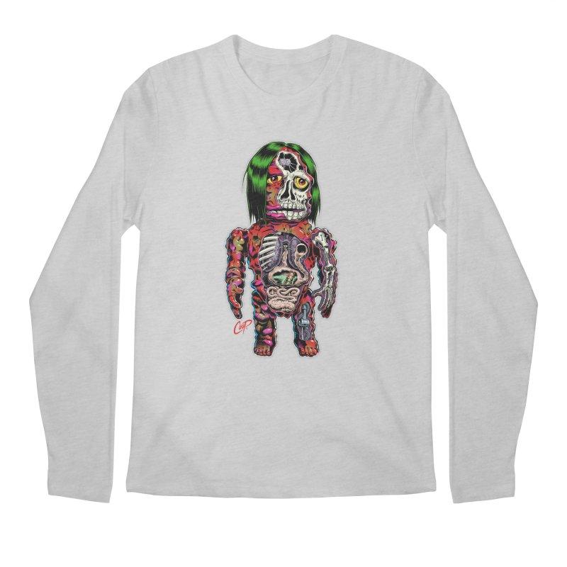DISSECTED CAVEMAN Men's Regular Longsleeve T-Shirt by The Art of Coop