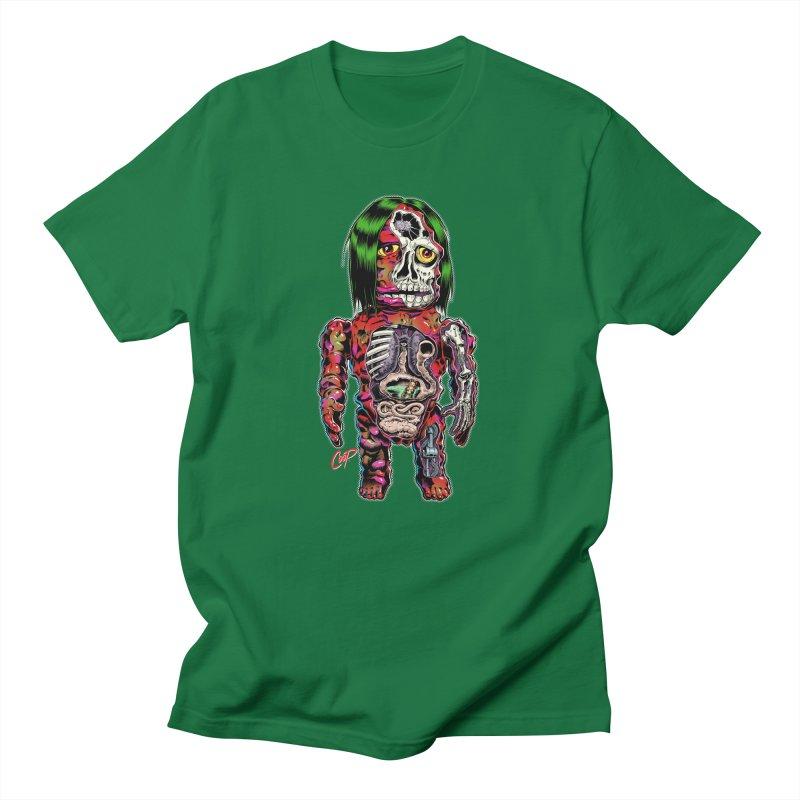 DISSECTED CAVEMAN Men's Regular T-Shirt by artofcoop's Artist Shop