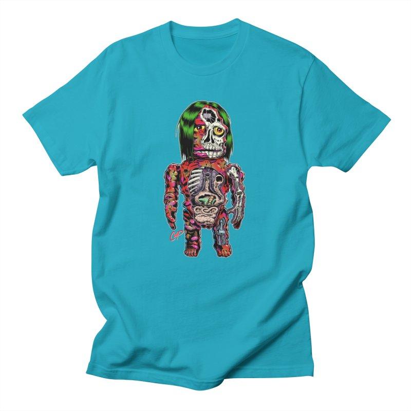 DISSECTED CAVEMAN Men's Regular T-Shirt by The Art of Coop