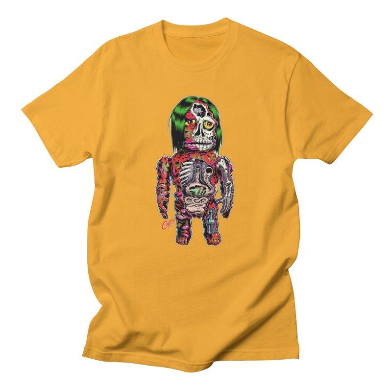 DISSECTED CAVEMAN Men's T-Shirt by artofcoop's Artist Shop