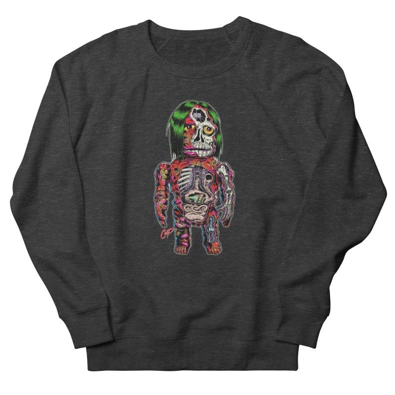 DISSECTED CAVEMAN Women's Sweatshirt by artofcoop's Artist Shop