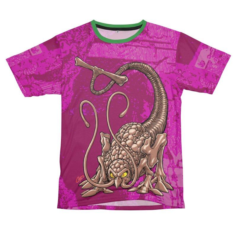 RUST NEVER SLEEPS Women's Unisex T-Shirt Cut & Sew by The Art of Coop