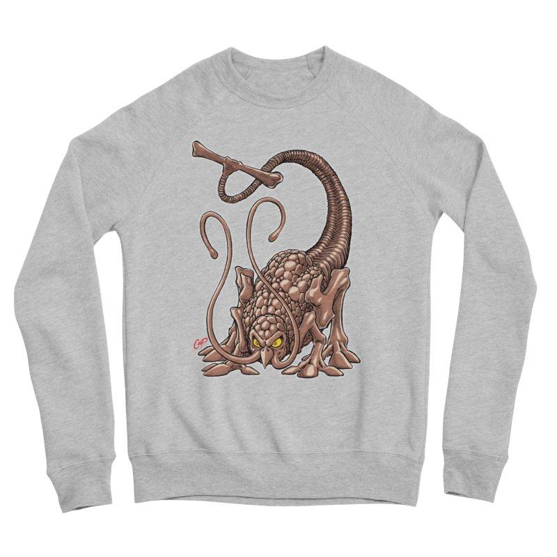 RUST NEVER SLEEPS Men's Sponge Fleece Sweatshirt by artofcoop's Artist Shop