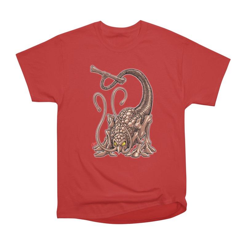 RUST NEVER SLEEPS Women's Heavyweight Unisex T-Shirt by The Art of Coop
