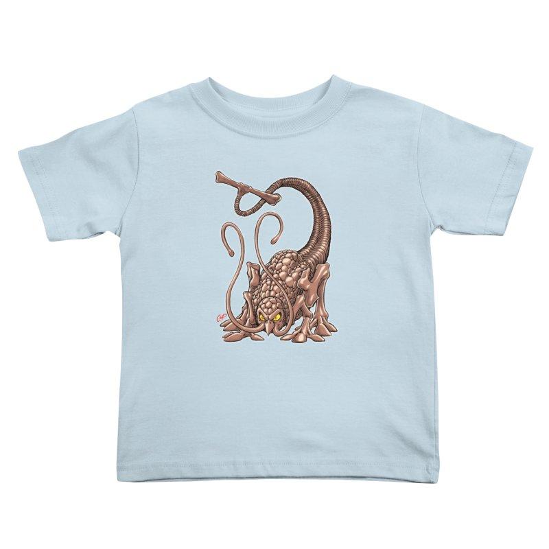 RUST NEVER SLEEPS Kids Toddler T-Shirt by artofcoop's Artist Shop