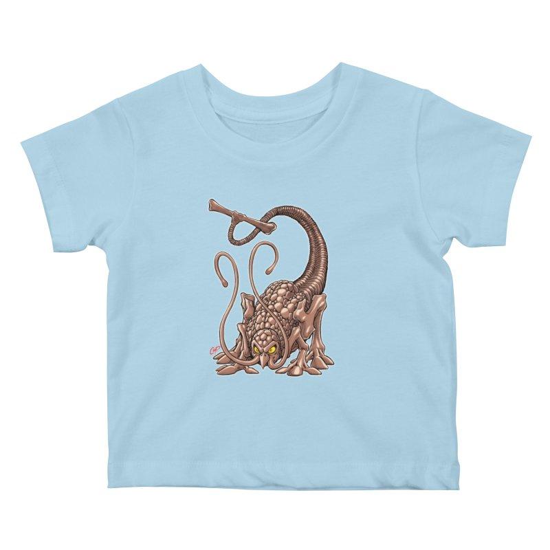 RUST NEVER SLEEPS Kids Baby T-Shirt by artofcoop's Artist Shop