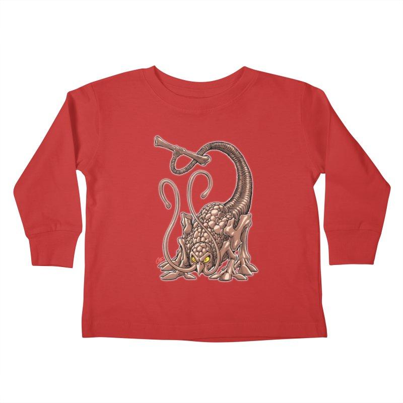 RUST NEVER SLEEPS Kids Toddler Longsleeve T-Shirt by artofcoop's Artist Shop