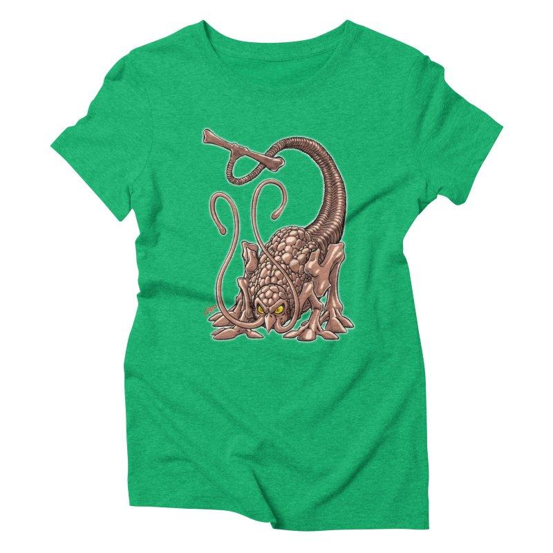 RUST NEVER SLEEPS Women's Triblend T-Shirt by The Art of Coop