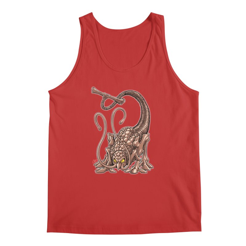 RUST NEVER SLEEPS Men's Regular Tank by artofcoop's Artist Shop