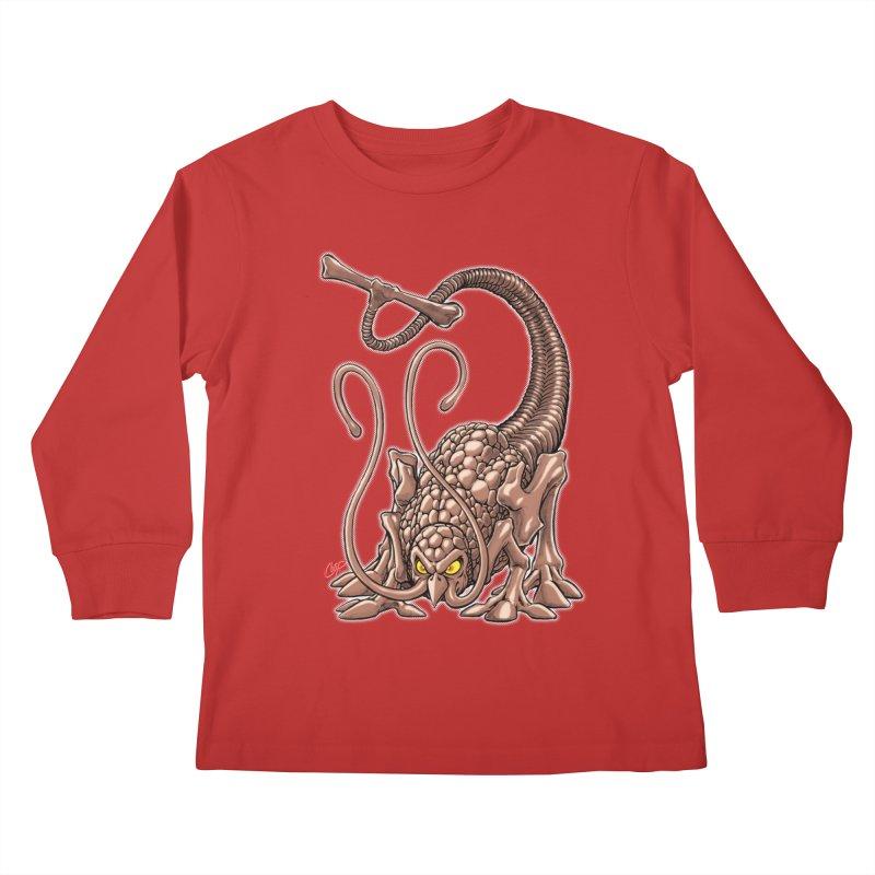 RUST NEVER SLEEPS Kids Longsleeve T-Shirt by artofcoop's Artist Shop