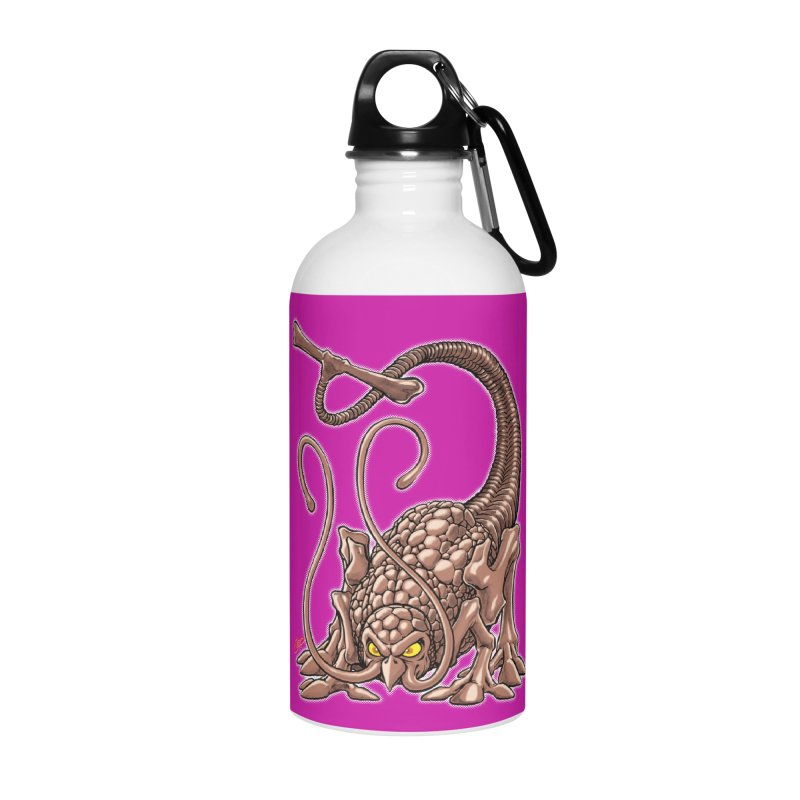 RUST NEVER SLEEPS Accessories Water Bottle by artofcoop's Artist Shop