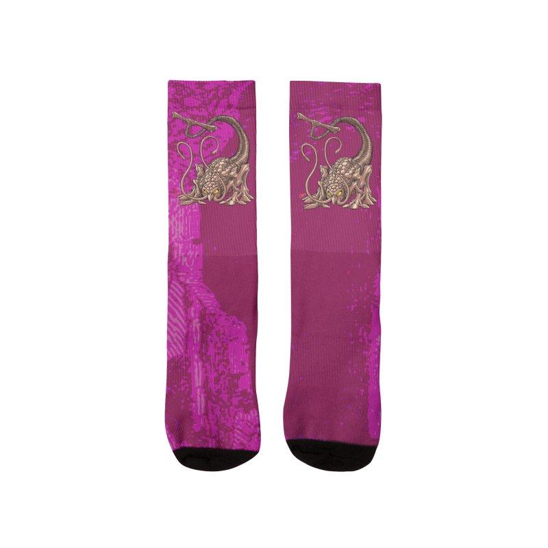 RUST NEVER SLEEPS Men's Socks by The Art of Coop