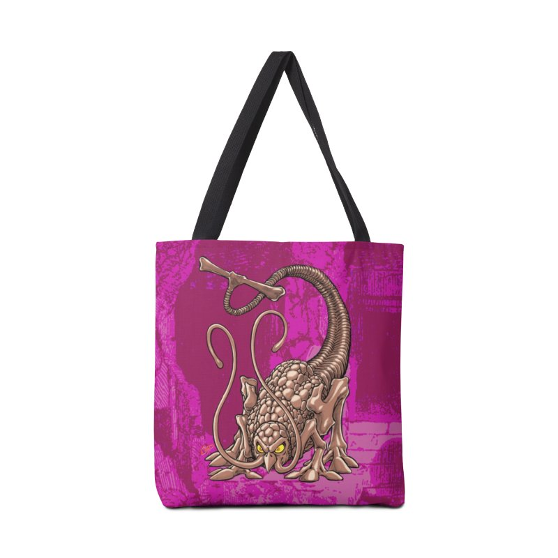 RUST NEVER SLEEPS Accessories Tote Bag Bag by The Art of Coop