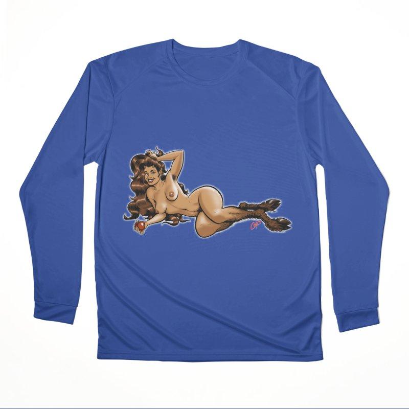 FAUN HAUL Women's Performance Unisex Longsleeve T-Shirt by The Art of Coop