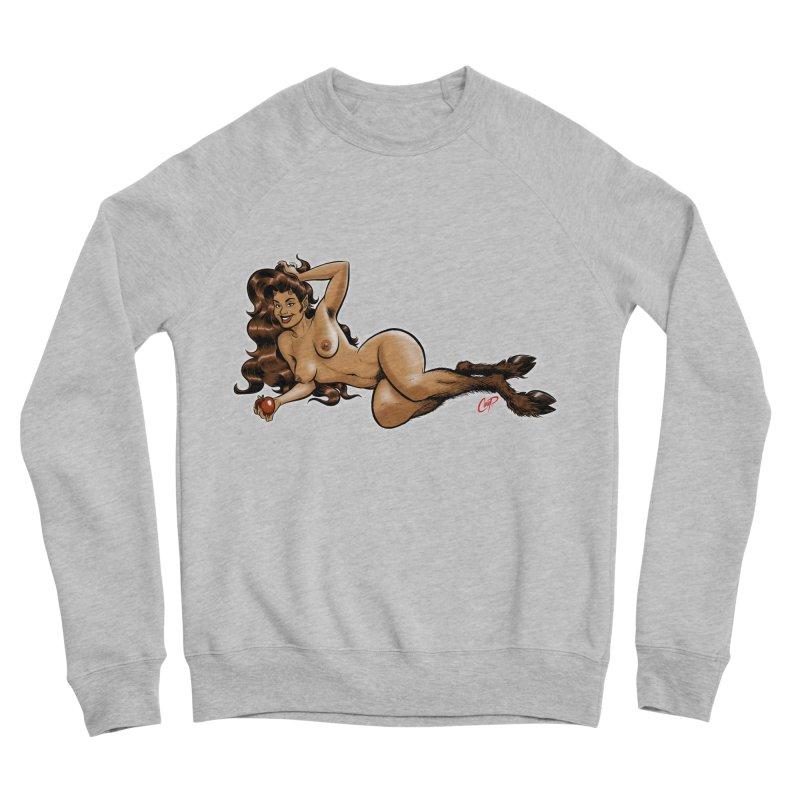 FAUN HAUL Men's Sponge Fleece Sweatshirt by artofcoop's Artist Shop