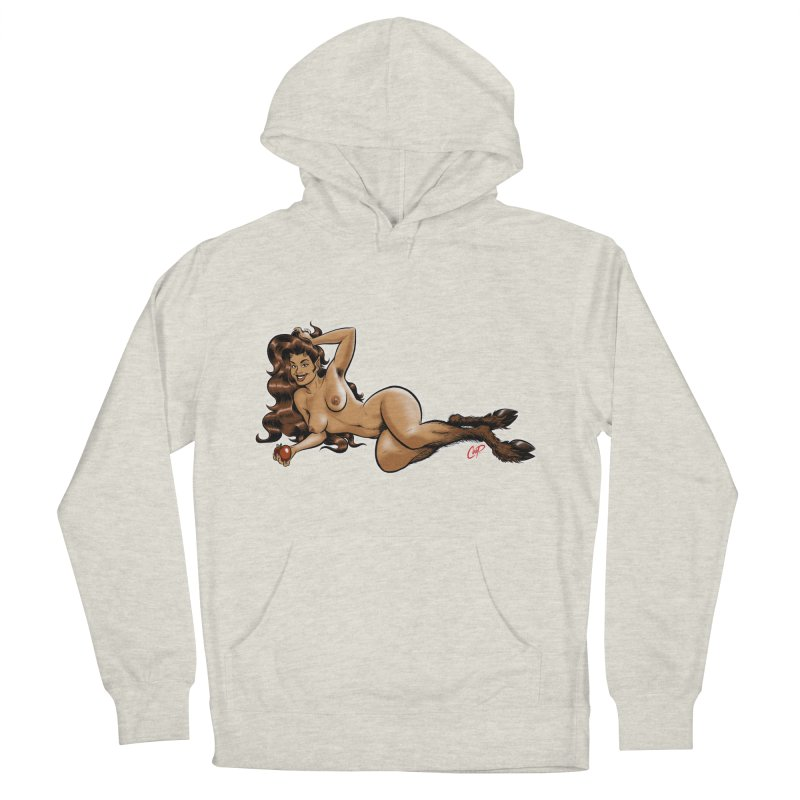 FAUN HAUL Women's French Terry Pullover Hoody by The Art of Coop