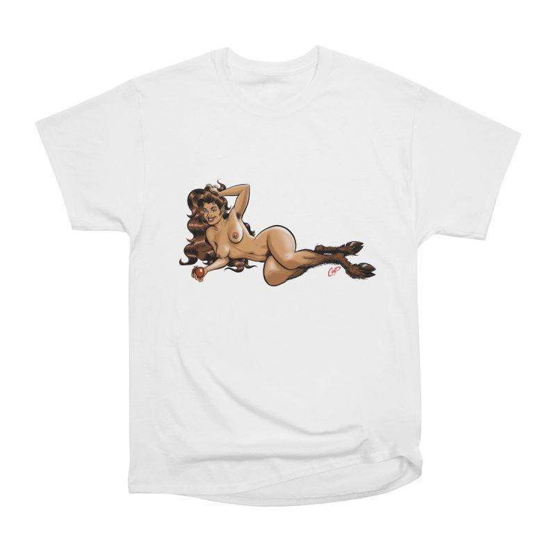 FAUN HAUL Men's Heavyweight T-Shirt by artofcoop's Artist Shop
