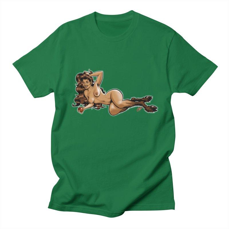 FAUN HAUL Women's Regular Unisex T-Shirt by The Art of Coop