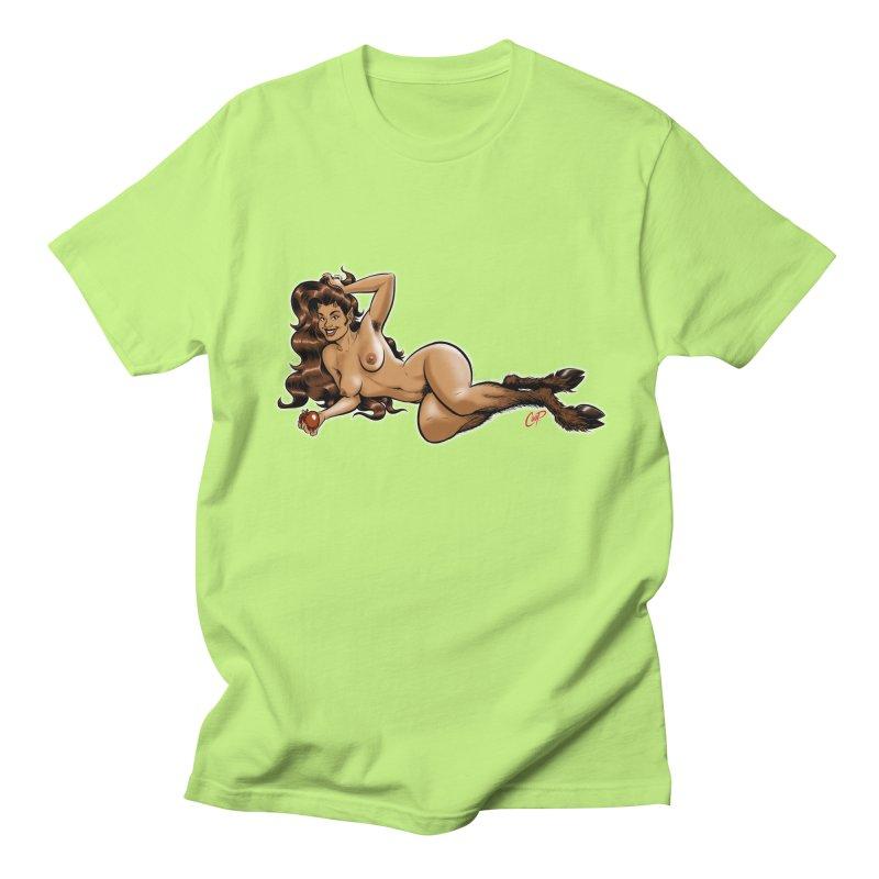 FAUN HAUL Men's Regular T-Shirt by artofcoop's Artist Shop