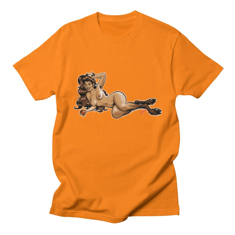 FAUN HAUL Men's Regular T-Shirt by The Art of Coop