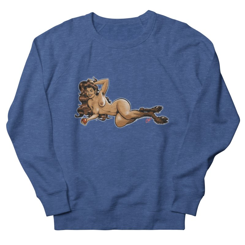 FAUN HAUL Women's French Terry Sweatshirt by The Art of Coop