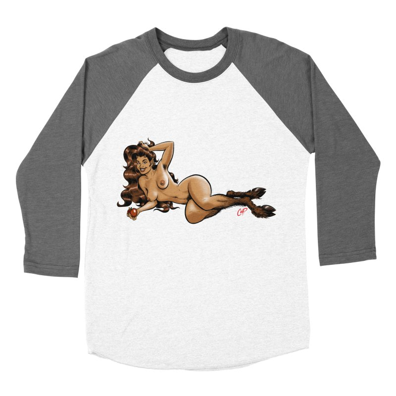 FAUN HAUL Women's Baseball Triblend T-Shirt by artofcoop's Artist Shop