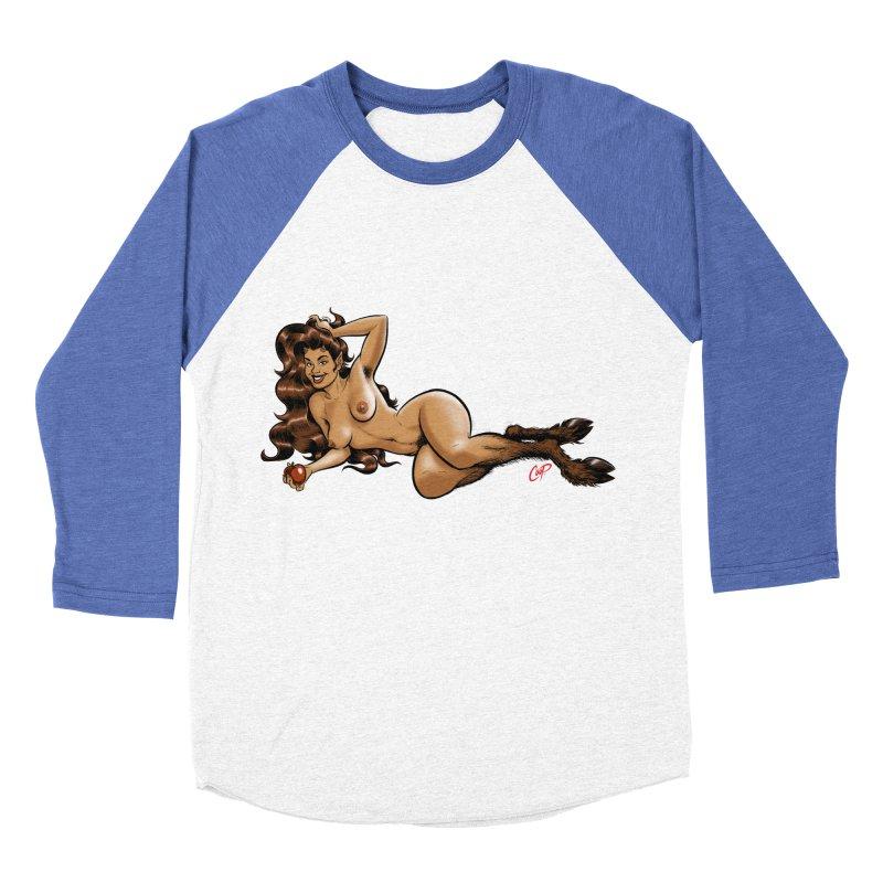 FAUN HAUL Men's Baseball Triblend Longsleeve T-Shirt by artofcoop's Artist Shop