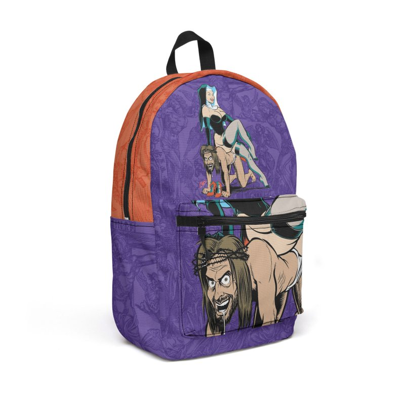SACRELICIOUS! Accessories Backpack Bag by The Art of Coop