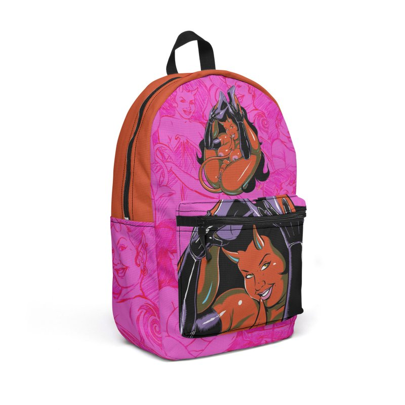 DEVIL'S DELIGHT Accessories Backpack Bag by The Art of Coop