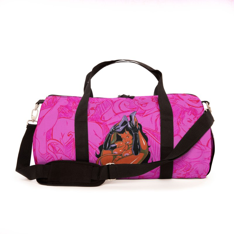 DEVIL'S DELIGHT Accessories Bag by The Art of Coop