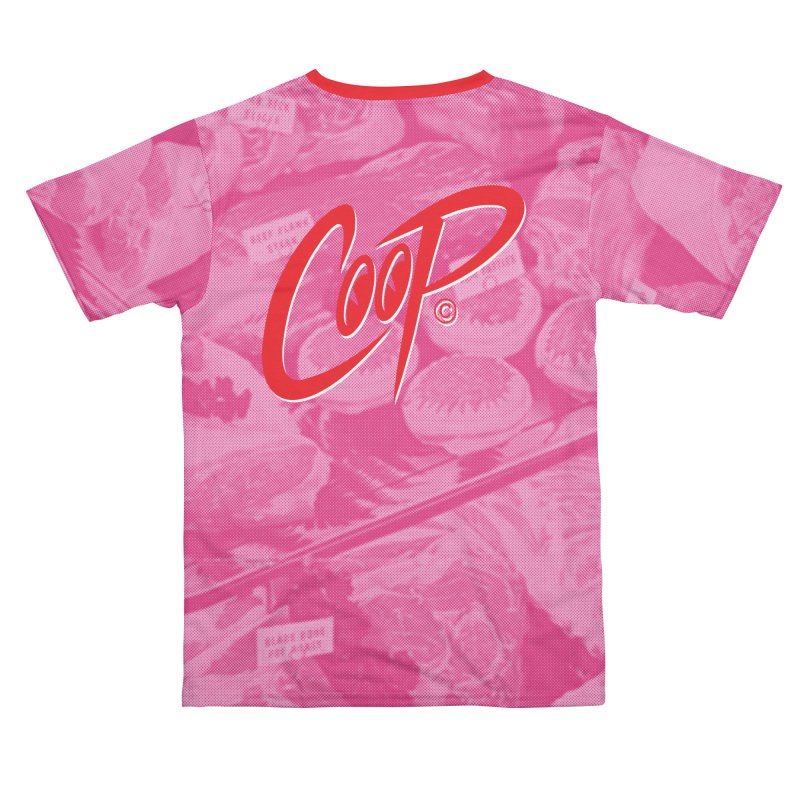 EAT OUT MORE OFTEN Men's Cut & Sew by The Art of Coop