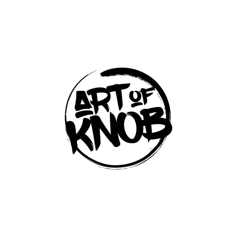 Art of Knob Logo Men's T-Shirt by Art of Knob - Shop