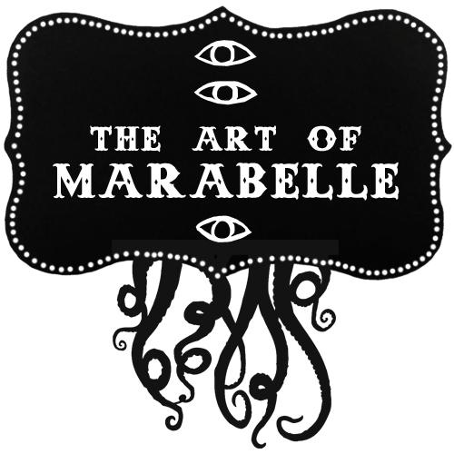 Art of Marabelle's Artist Shop Logo