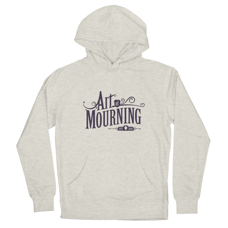 Art of Mourning Men's Pullover Hoody by The Art of Mourning Shop