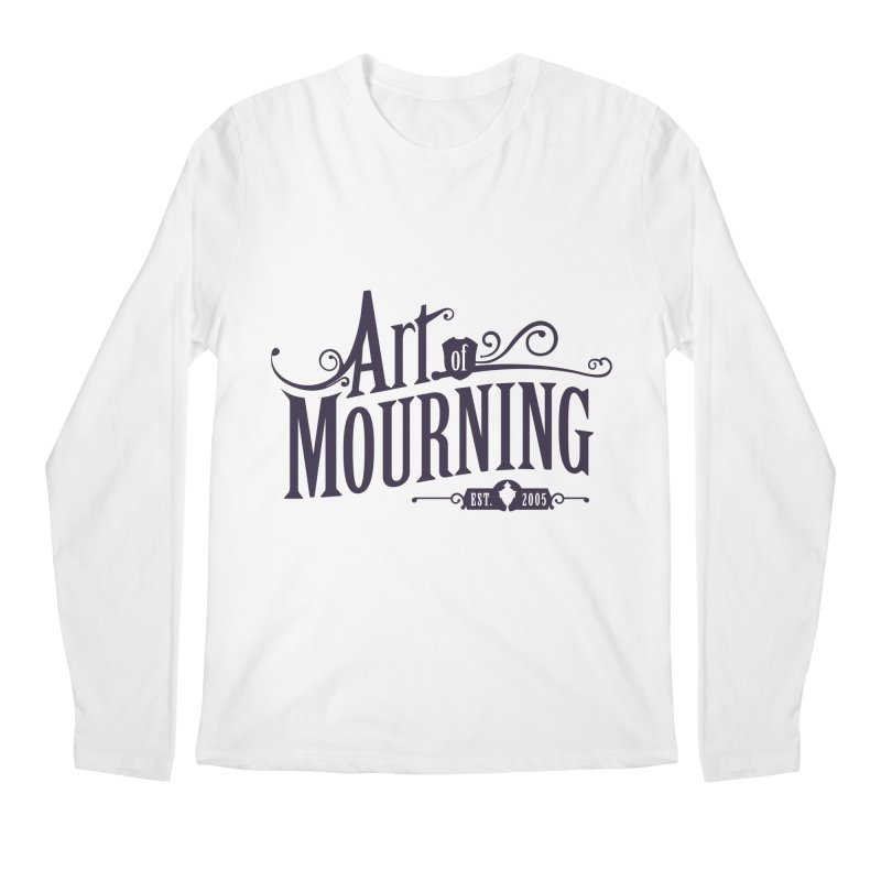 Art of Mourning Men's Longsleeve T-Shirt by The Art of Mourning Shop