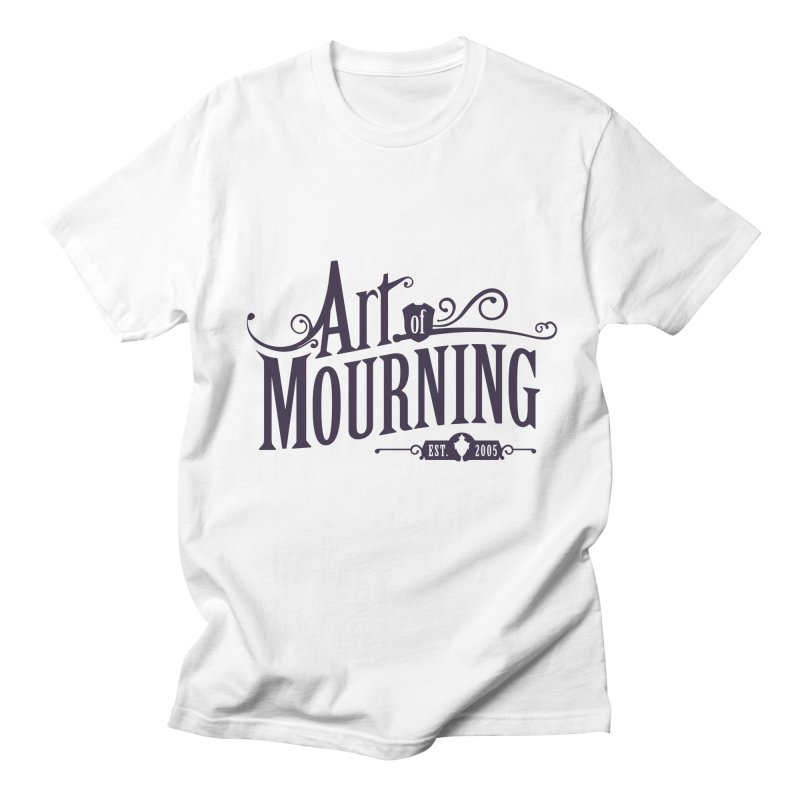 Art of Mourning Men's Regular T-Shirt by The Art of Mourning Shop