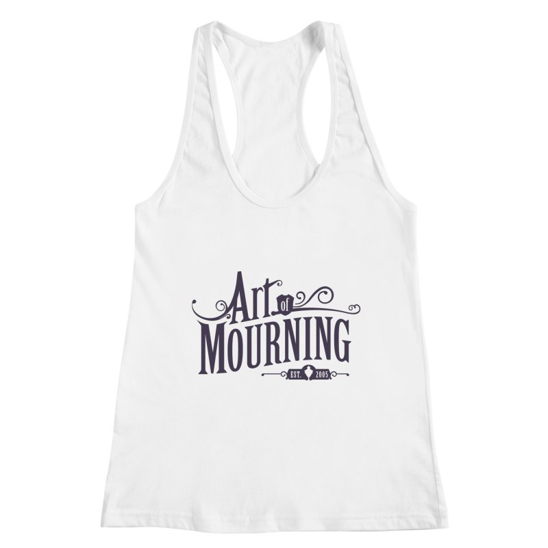 Art of Mourning Women's Tank by The Art of Mourning Shop