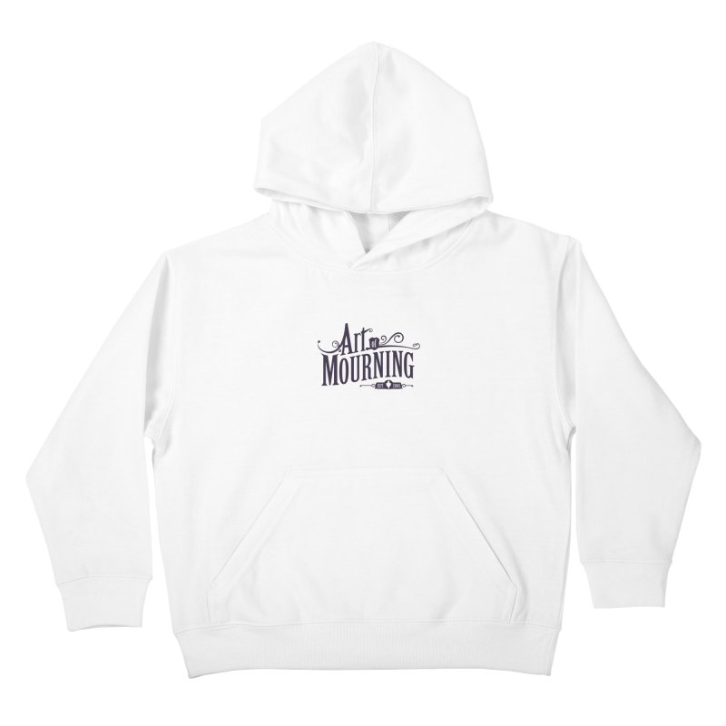 Art of Mourning Kids Pullover Hoody by The Art of Mourning Shop