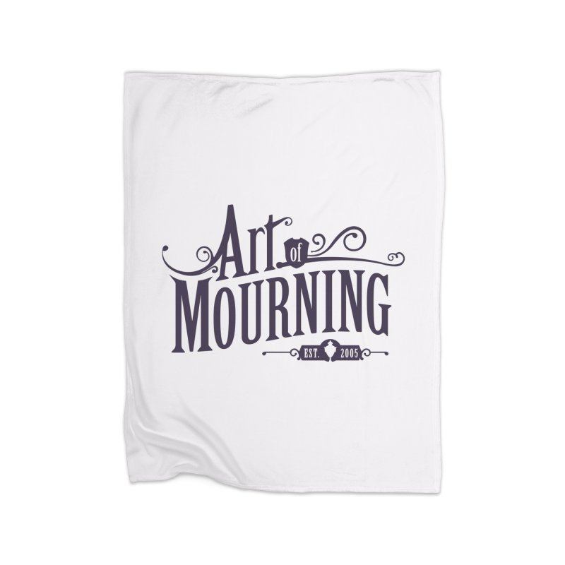 Art of Mourning Home Blanket by The Art of Mourning Shop