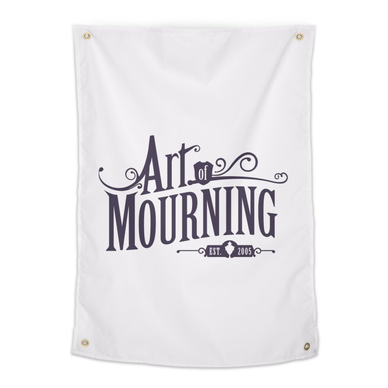 Art of Mourning Home Tapestry by The Art of Mourning Shop