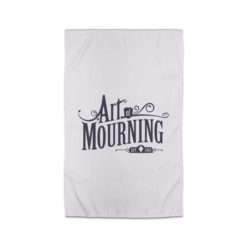Art of Mourning Home Rug by The Art of Mourning Shop