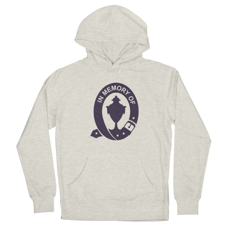 Art of Mourning 'In Memory Of' Men's Pullover Hoody by Art of Mourning Warehouse