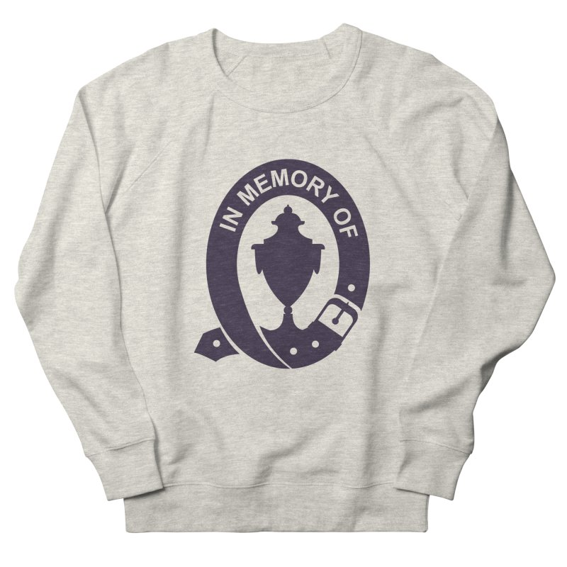 Art of Mourning 'In Memory Of' Women's French Terry Sweatshirt by The Art of Mourning Shop